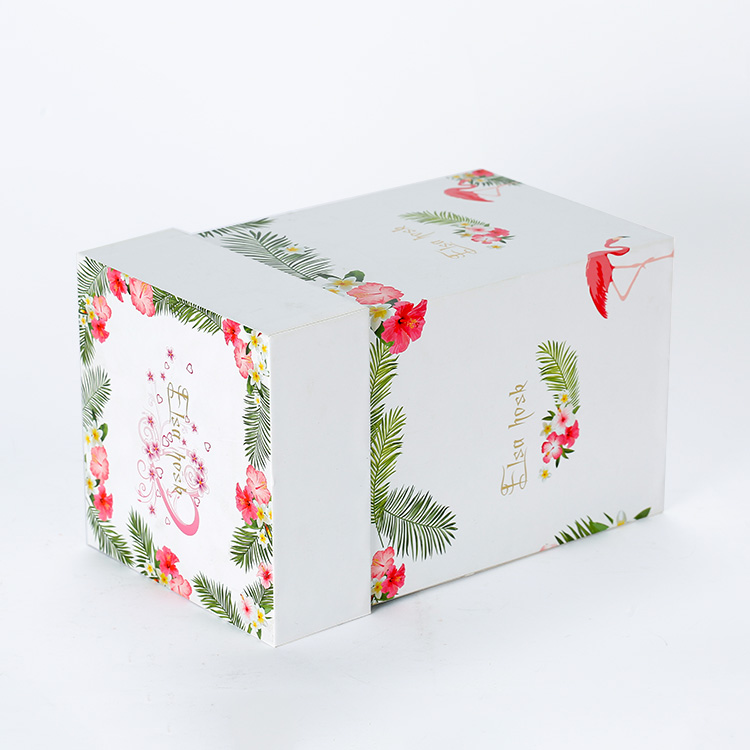 Wholesale High Quality Luxury Paper Packaging Box With Custom Logo Design For Candy Gift
