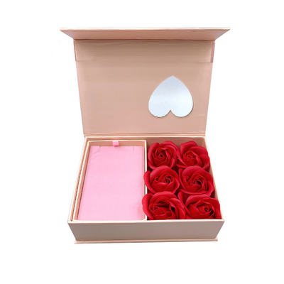 High Grade Chinese Valentine's Day I Love You High Quality Boxes For Flowers