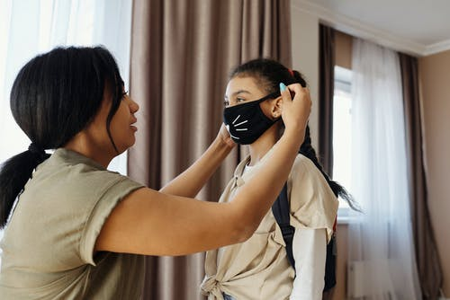 Mask selection method and fabric introduction(2)