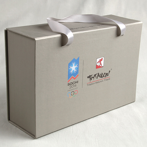 Manufacture Environmental Friendly Harder Paper Board Box With Excellent Design For Sports Events Remembrance Presents