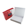 Rectangle Shape Custom Print Cardboard Paper Gift Packaging Box With Bag