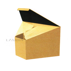 The Irregular Shape Box Packing for Creative Adornments