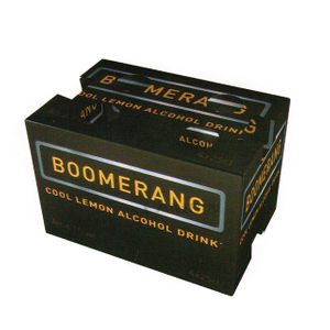 box for bottled packaging