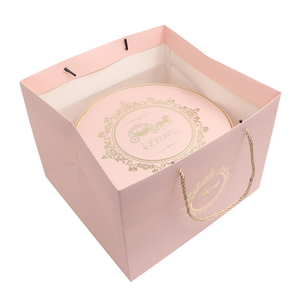 Customized Flower Packaging Gift Box, Hat Design Luxury Preserved Recyclable Paper Boxes