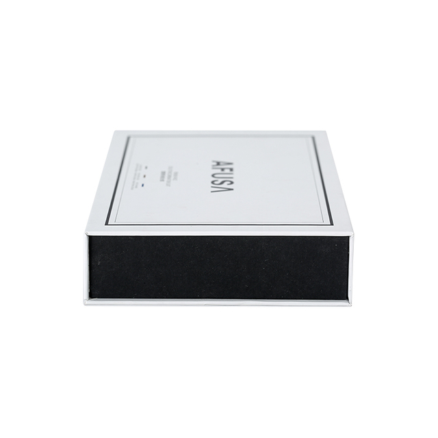 High - End Wholesale Book - Type Flip Premium Paper Gift Box Custom - Made