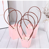 High Quality Cardboard Paper Portable Wedding Gift Waterproof Flower Box