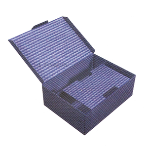 folding papaper box for communication products