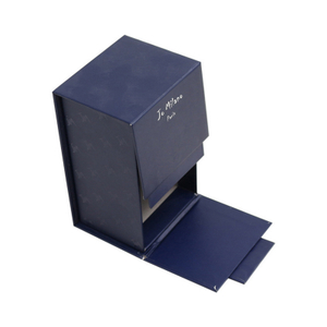 Customized Luxury Perfume Box Packaging ,Recyclable Paper Foldable Boxes Set