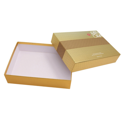 Customized Chocolate Packaging Gift Box, Design Luxury Preserved Recyclable Paper Boxes