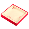 New Stylish Custom Color Cardboard Paper Packaging Gift Box