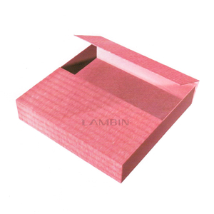 paper packaging box with inner dividers