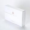 Customized Care Gold Printed Drawer Packaging Paper Cosmetic Box