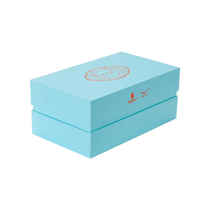 High-end Wholesale Clamshell Packaging Cosmetic Gift Box Customized