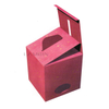 Adornments packaging box with holder