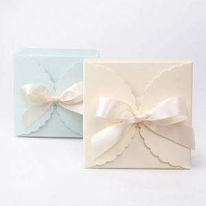white cardboard soap flower handmade soap square gift box simple baking candy folding small paper box