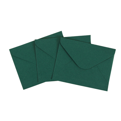 Custom candy color envelope, greeting card color blank envelope, color double offset paper can be printed with customized