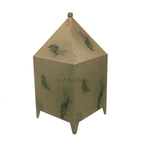 house shaped food packaging box