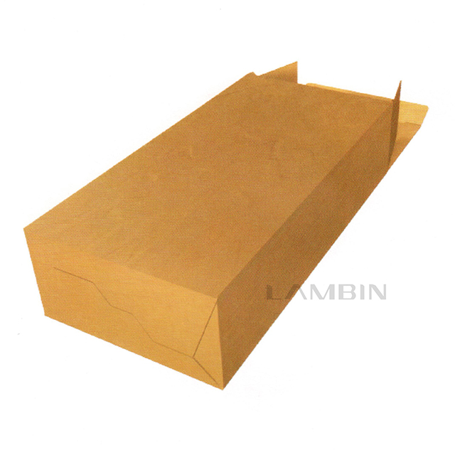 paper box with tuck lock