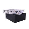 Wholesale Luxury paper boxes for candy;paper carton box with lid