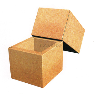 The Kraft Lid And Base Box for Packing Ornaments