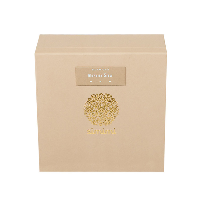High Quality Recyclable Kraft Fancy Paper Jewelry Packaging Box