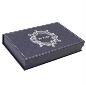Customized Gift Magnetic Packaging box, Recyclable Paper Cardboard Box With Magnetic Closure