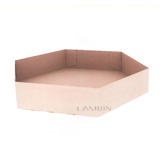 Hexagon Tray Packing Box for Packing Commodities